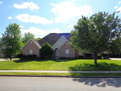 Warner Robins GA Single Family Home For Sale: $279,900