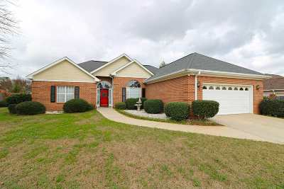 Warner Robins Single Family Home For Sale: 202 Weeping Willow Way