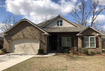 Perry Single Family Home For Sale: 105 Pebble Stone Place