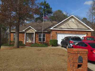 Warner Robins GA Single Family Home For Sale: $159,000