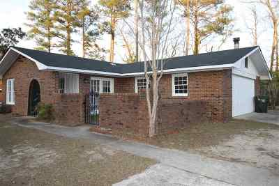 Warner Robins GA Single Family Home For Sale: $115,000