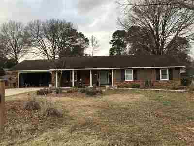 Perry Single Family Home For Sale: 103 Ridge Circle North