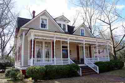 Fort Valley Single Family Home For Sale: 303 College Street