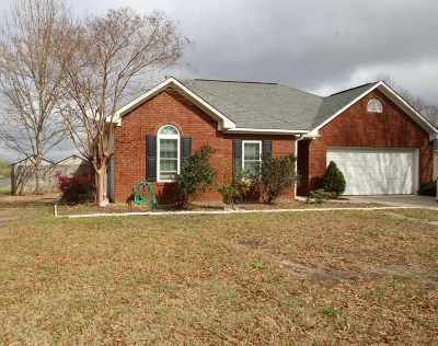 Warner Robins GA Single Family Home For Sale: $154,900