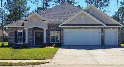 Kathleen Single Family Home For Sale: 109 Hawks Nest Drive