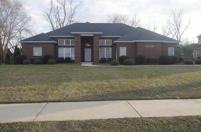 Warner Robins GA Single Family Home For Sale: $312,000