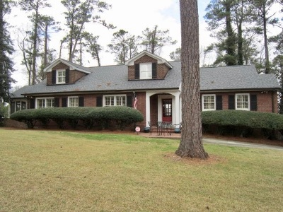 Macon Single Family Home For Sale: 3003 High Point Drive