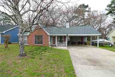 Centerville Single Family Home For Sale: 240 Ridgebend Drive