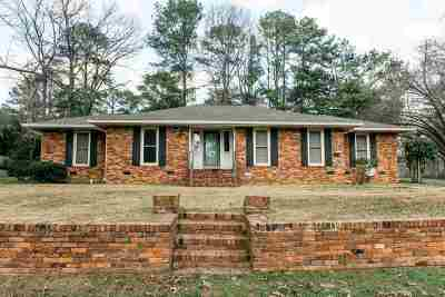 Warner Robins Single Family Home For Sale: 406 Granada Terrace