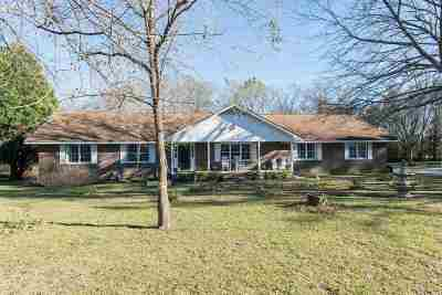 Centerville Single Family Home For Sale: 222 Sedgefield Road