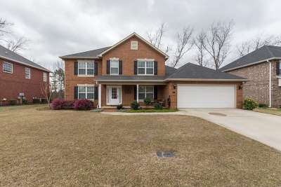 Warner Robins Single Family Home For Sale: 114 Cheshire Drive