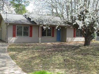 Perry Single Family Home For Sale: 606 Seminole Street