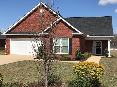 Warner Robins Single Family Home Verbal Agreement: 99 Rambling Creek Cove