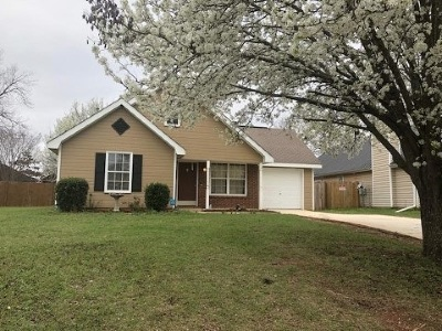 Warner Robins Single Family Home For Sale: 124 Country Walk
