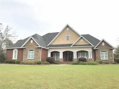 Warner Robins Single Family Home For Sale: 120 Lookout Trail