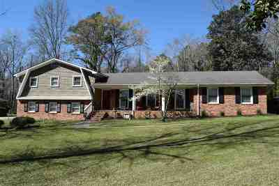 Macon Single Family Home For Sale: 1514 Maplewood Drive