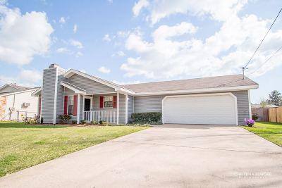 Warner Robins Single Family Home For Sale: 605 Fieldstone Road