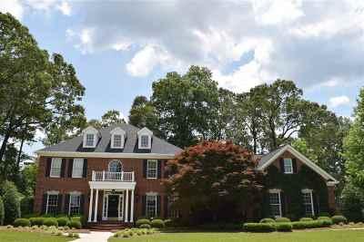 Warner Robins Single Family Home For Sale: 310 Stathams Way