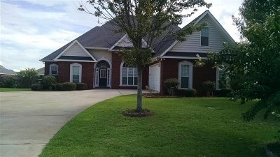 Warner Robins Single Family Home For Sale: 313 Rose Hill Drive