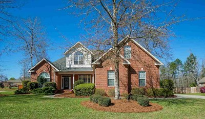 Warner Robins Single Family Home For Sale: 115 Lookout Trail