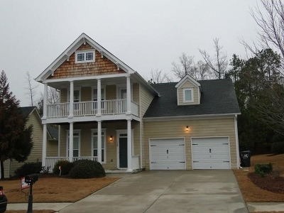 Macon Single Family Home For Sale: 720 Ivy Brook Way