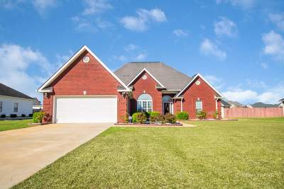 Warner Robins Single Family Home For Sale: 202 Rose Hill Drive