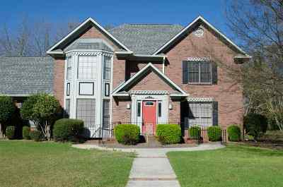 Warner Robins Single Family Home For Sale: 105 Sandtrap Way