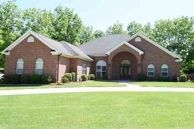 Centerville Single Family Home For Sale: 100 Trellis Walk