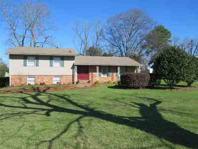 Perry Single Family Home For Sale: 2214 Marshallville Road