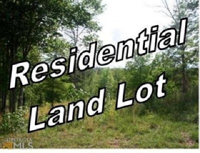 Macon Residential Lots & Land For Sale: Par 9385 Camp Hope Church Road