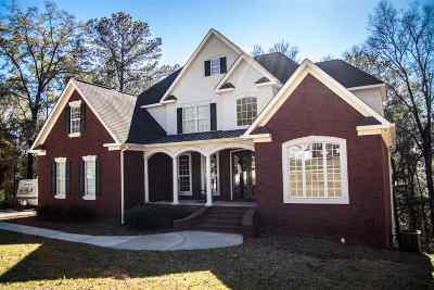 Kathleen Single Family Home For Sale: 405 Royal Crest Circle