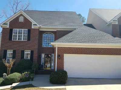 Macon Single Family Home For Sale: 148 Hampton Way
