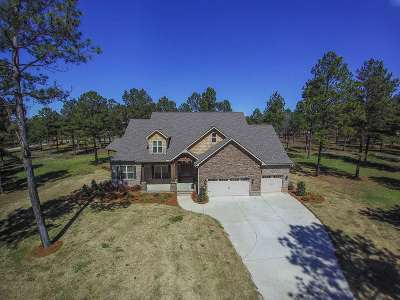 Perry Single Family Home For Sale: 930 Broken Arrow Trail
