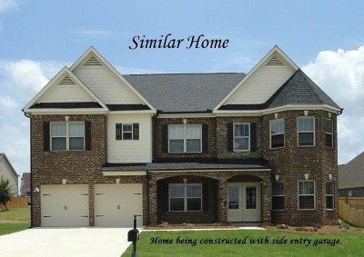 Warner Robins Single Family Home For Sale: 107 Chamblee Way