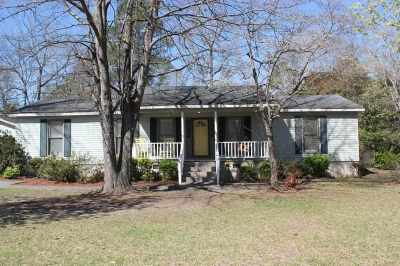 Macon Single Family Home For Sale: 5067 Fulton Mill Road