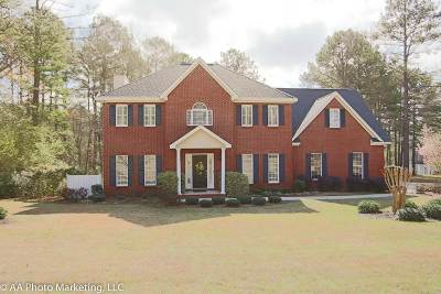 Macon Single Family Home For Sale: 113 Red Fox Run