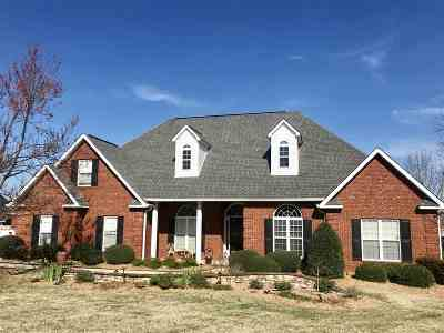 Kathleen Single Family Home For Sale: 107 Magnolia Crest