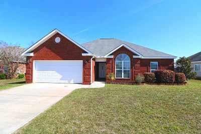Bridlewood Single Family Home For Sale: 102 Stablegate Lane