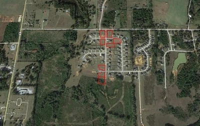 Perry Residential Lots & Land For Sale: Langston Road