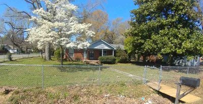 Single Family Home For Sale: 301 Lois Drive