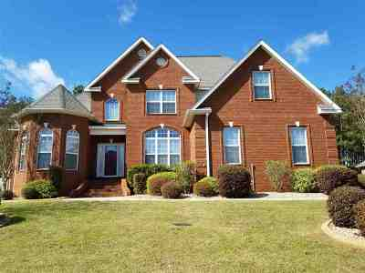 Warner Robins Single Family Home For Sale: 312 Estates Way