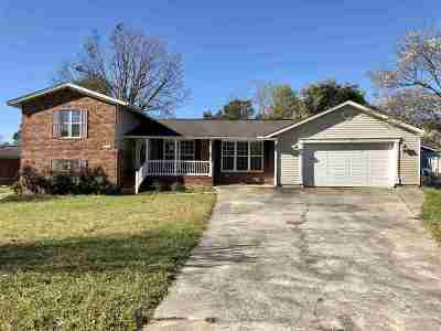 Warner Robins Single Family Home For Sale: 111 Cypress Drive