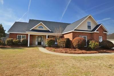 Warner Robins Single Family Home For Sale: 303 Durango Pass