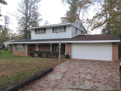 Macon Single Family Home For Sale: 1245 Timberland Drive