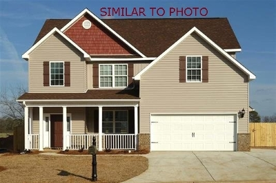 Perry Single Family Home For Sale: 324 Rippling Water Way