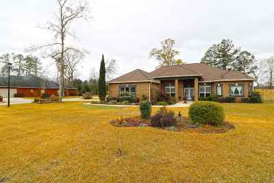Bonaire Single Family Home For Sale: 268 Morgan Ranch Circle