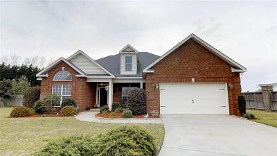 Warner Robins Single Family Home For Sale: 110 Trickum Court
