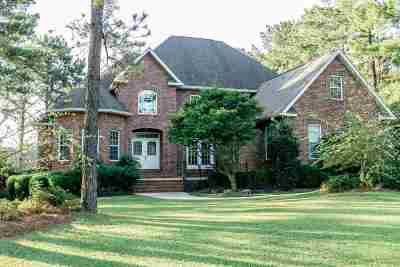 Kathleen Single Family Home For Sale: 317 Royal Crest Circle