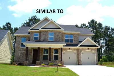 Perry Single Family Home For Sale: 404 Legacy Park Drive