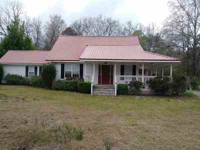 Bonaire Single Family Home For Sale: 317 A Old Perry Road
